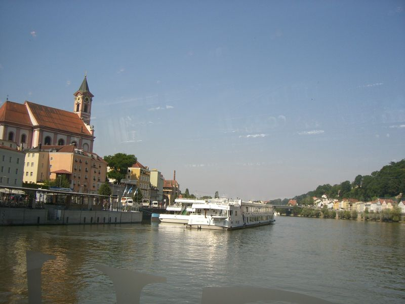 Donau bei Passau