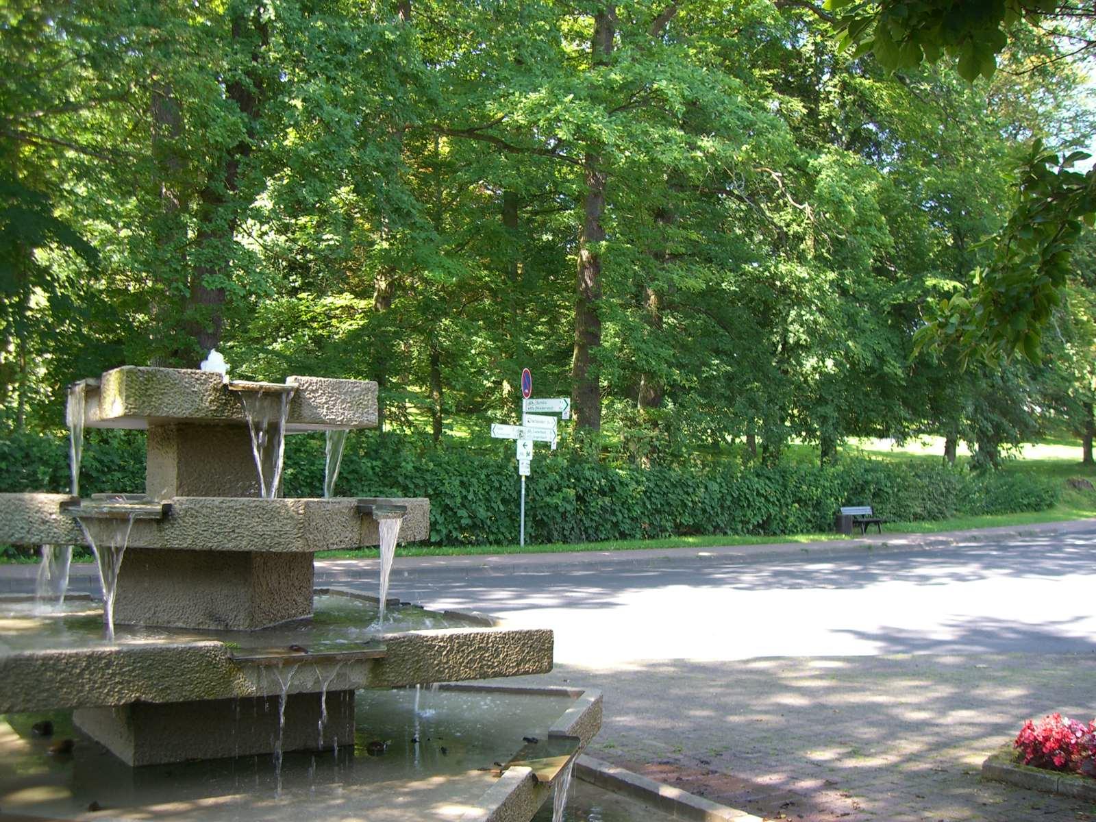 Bad Salzschlirf - Kurpark