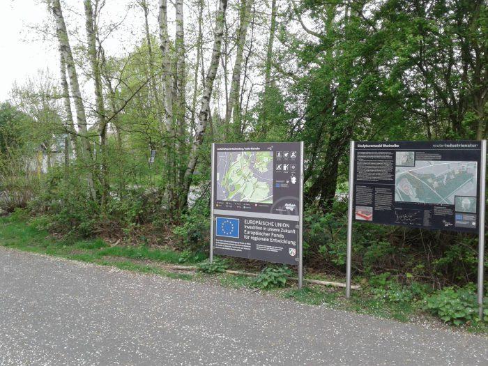 Radweg Kray-Wanner-Bahn