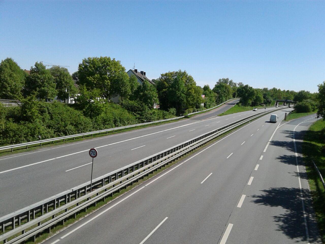 Autobahnzubringer Hemelingen