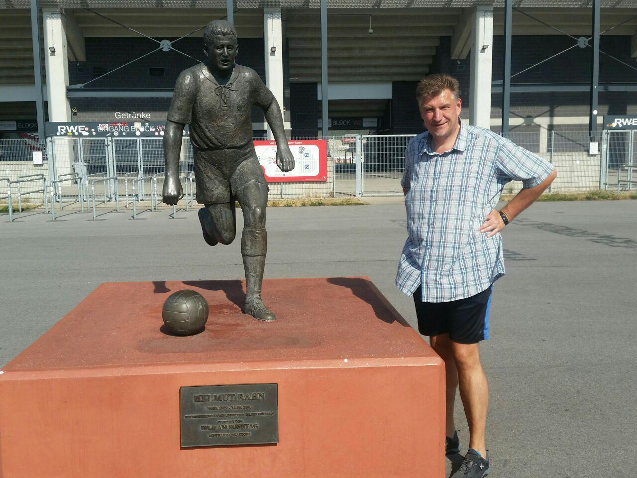 Stadion Essen Helmut Rahn