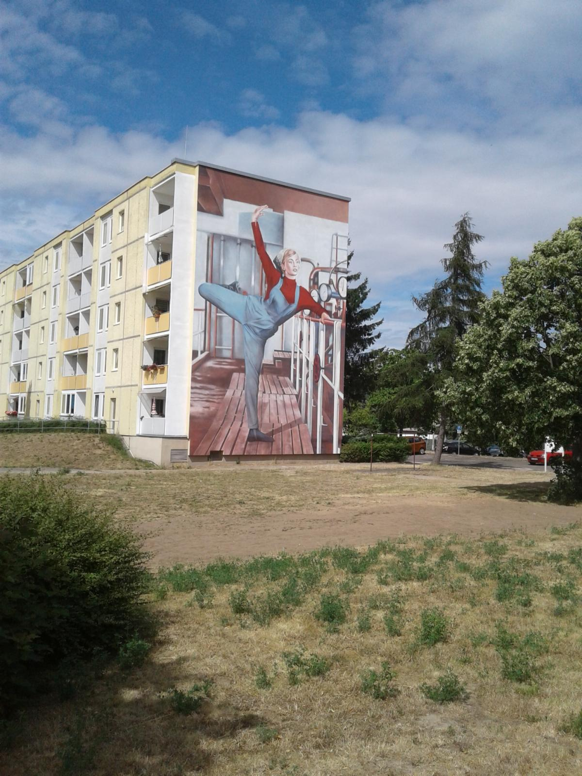 Zeitz - Kunst am Bau
