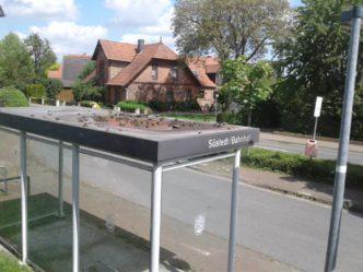 Süstedt/Bahnhof